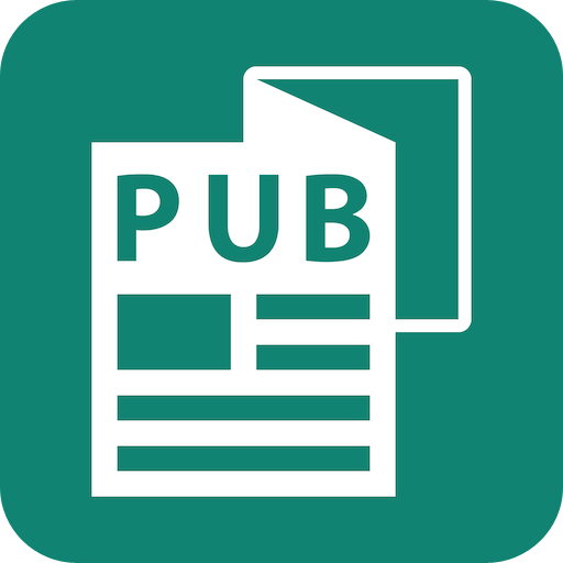 PUB Reader iOS icon